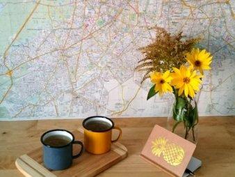 comparte un café motivador que te ayuda a focalizar.